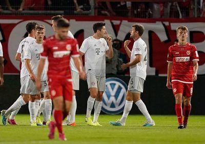 Bayern avanza en la Copa Alemania