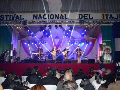 Paso Yobái vibró con el Festival del Itaju