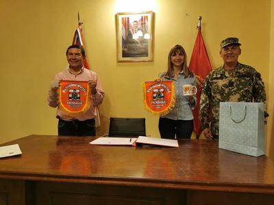 Soldados chaqueños recibirán capacitaciones sobre oficios