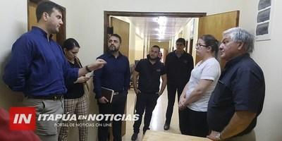 GESTIONES PARA QUE FUNCIONARIOS DE CONSEJOS DE SALUD SEAN CONTRATADOS POR EL MSPYBS
