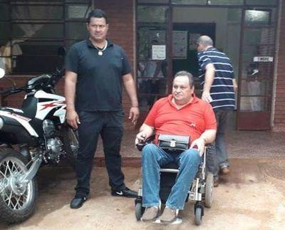 """Concejal sospechado por """"atentado"""" intima a fiscal"""