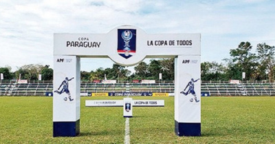 Copa Paraguay: tres partidos para hoy