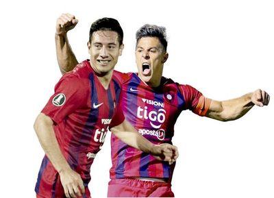 Ruiz y Churín pueden llegar