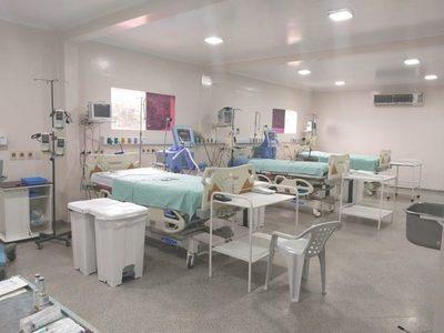Hospital de Calle'i : Reabren Unidad de Cuidados Intensivos de Adultos
