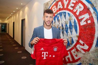 Perisic llega al Bayern