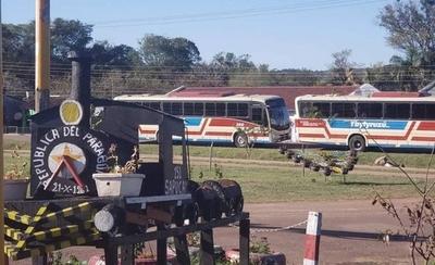 HOY / Cuevas pidió 100 buses para traer a manifestantes de Paraguarí