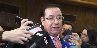 Miguel Cuevas anunció que solicitará su desafuero