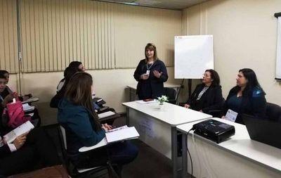 Alumnos de psicología forense visitaron sede judicial