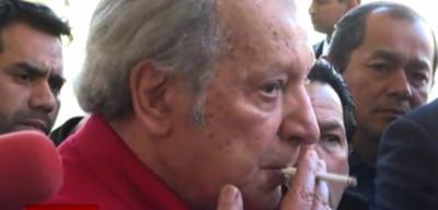 """Para Galaverna, el expresidente de ANDE es """"un delincuentillo"""""""