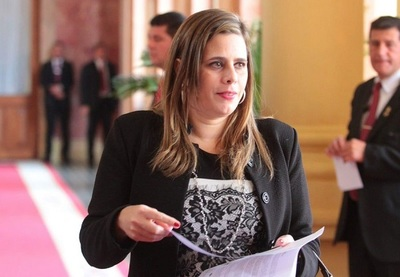 Diputados excluyen a Kattya de comisión para investigar el acta bilateral