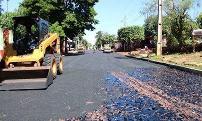 Aprueban llamado a licitación para asfaltado y bacheo en Franco