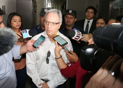Conceden libertad ambulatoria a Justo Cárdenas