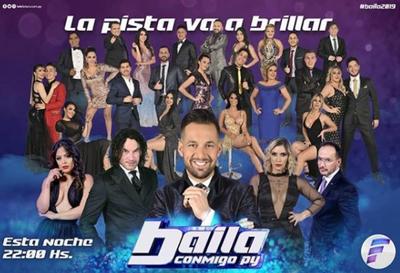 """Quiénes se presentan hoy en """"Baila Conmigo Paraguay"""""""
