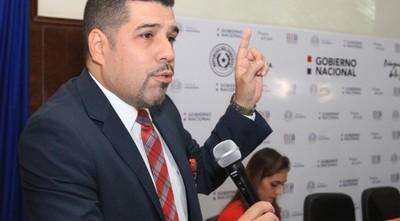 Ejecutivo designa nuevo director financiero interino de Itaipú