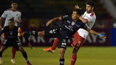 Independiente del Valle expulsa a su tocayo de Avellaneda