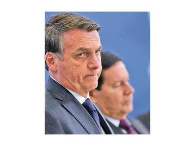 Choque Fernández-Bolsonaro  podría complicar al Mercosur