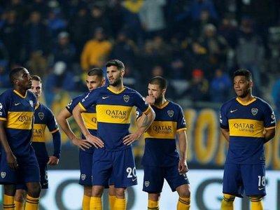 De Rossi debuta con gol, pero Boca cae en los penales y queda eliminado