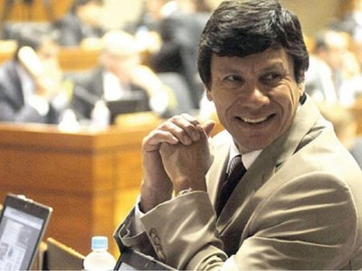 Para Harms, comisión no aportará resultados sobre caso Itaipú