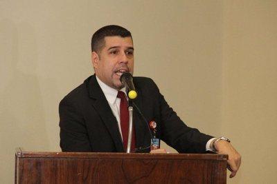 """Fabián Domínguez: """"vamos a cumplir la misión de cuidar los intereses del país"""""""