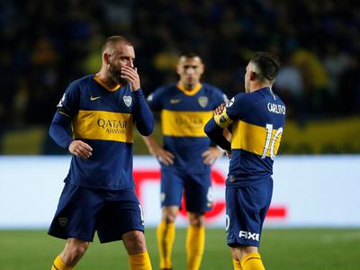 Gol y eliminación en el estreno de Daniele de Rossi