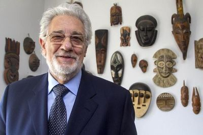 Ainhoa Arteta: Plácido Domingo es la persona más respetuosa que he conocido