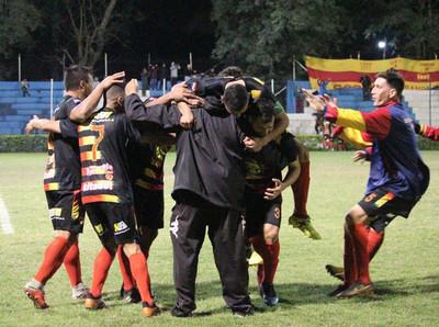 Compacto: Cristóbal Colón (6) 1-1 (5) San Lorenzo