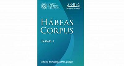 Obra jurídica disponible en biblioteca virtual de IIJ