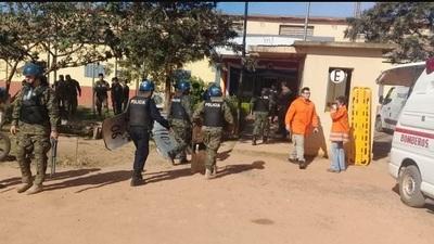 Imputan a 28 reclusos por la masacre en la cárcel de San Pedro