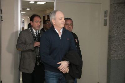 """Fue un """"error de G. 3.700 millones"""", dice Cárdenas, ya fuera de Tacumbú"""
