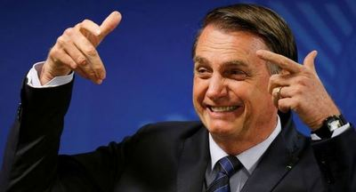 """Bolsonaro tilda de """"bandidos"""" a presidenciables kirchneristas"""