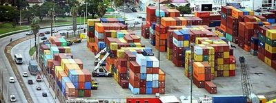Exportaciones uruguayas de bienes suben en julio y permanecen estables en el año