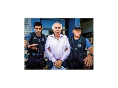 El doctor Horror, que vivía escondido en Asunción, vuelve a la cárcel