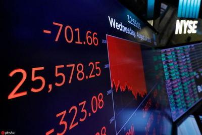 Wall Street sufre una de las mayores caídas del año en medio de crecientes temores de recesión