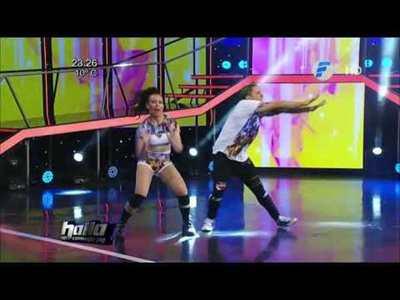 Cesar Trinidad sorprendió a todos en Baila Conmigo Paraguay