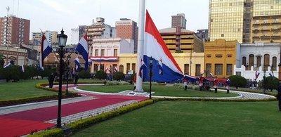 Presidente participa de actos por aniversario de Asunción