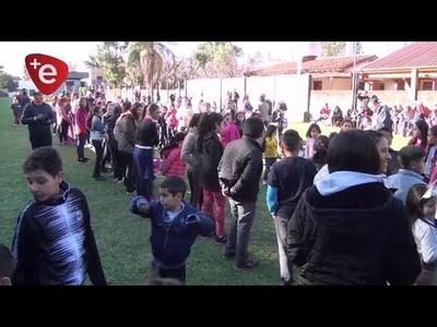 DIA DEL NIÑO: MUNICIPIO HOMENAJEÓ A PEQUEÑOS ARTISTAS DEL CEMA