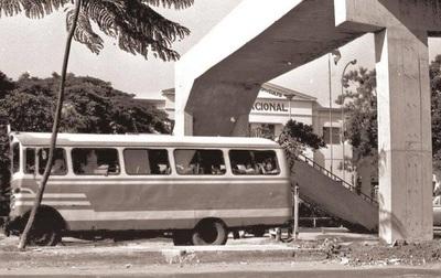 10 imágenes de hace décadas de Asunción y cómo lucen ahora