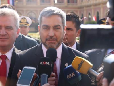Mario Abdo promete comunicar mejor sobre los avances de su gestión
