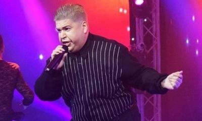 Orly López, de Factor X, emocionado al conseguir el voto del público