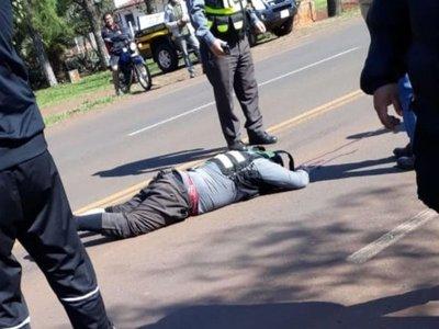 Arrollan y matan a caminera en San Juan del Paraná