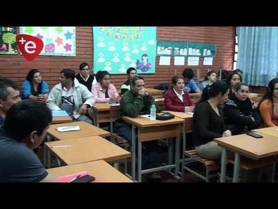 EDUCACIÓN INDÍGENA: PLAN PILOTO PROYECTA EXTENDERSE A NIVEL PAÍS