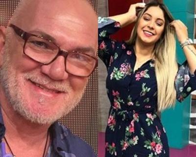 Fátima Roman trató de enano mental a Luis Calderini