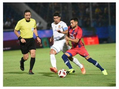 El árbitro del superclásico entre Cerro y Olimpia