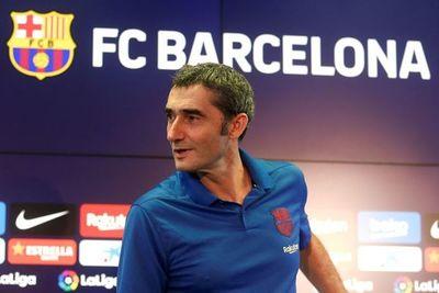 Messi se recupera bien de su lesión, dice Valverde