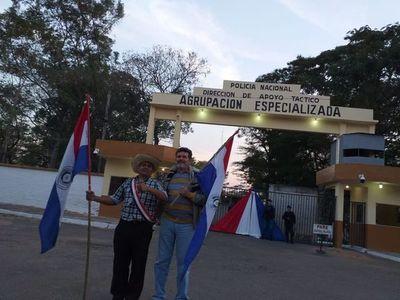 Contraloría Ciudadana repudia detención de manifestantes