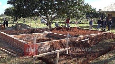 SAN COSME: LA ESCUELA MARIA DURIS DE BOLF CONTARÁ CON UNA NUEVA COCINA COMEDOR