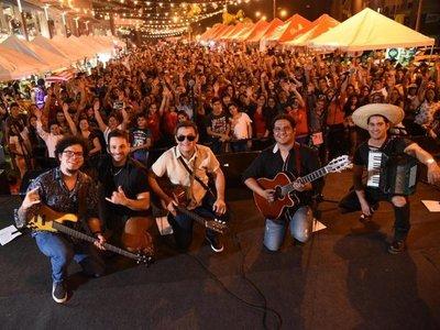 Ulises Silva y Los Añamemby se presentan en Buenos Aires