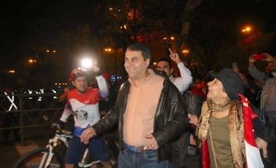 HOY / Mario Abdo: aplazado por todos, según Federico Franco