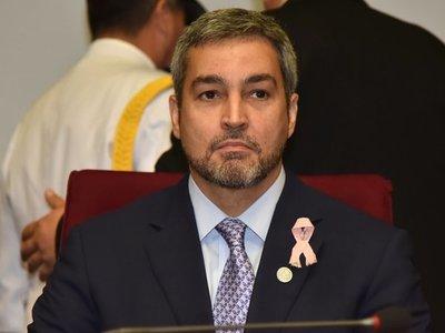 82,1 por ciento no votarían de nuevo por Mario Abdo Benítez