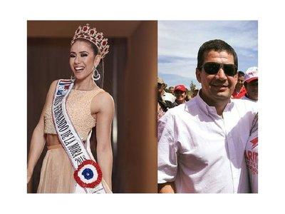 """Miss Paraguay negó """"ayudita"""" de los colo'o"""